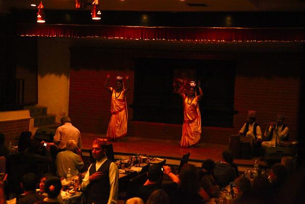 Day 1 - Utsav restaurant