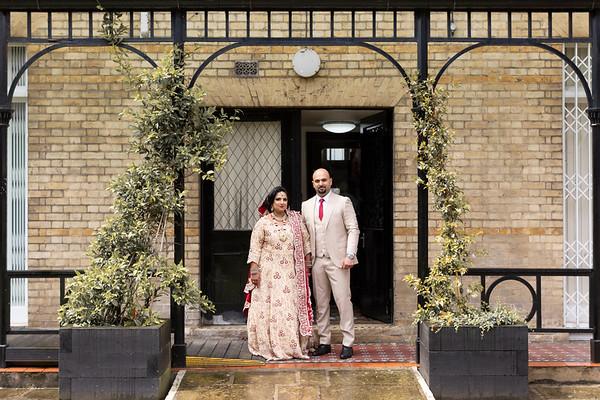 ADIBA & AMIR'S WEDDING