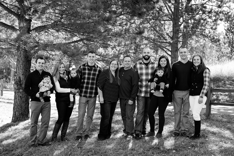 Boyer Family - November 2016