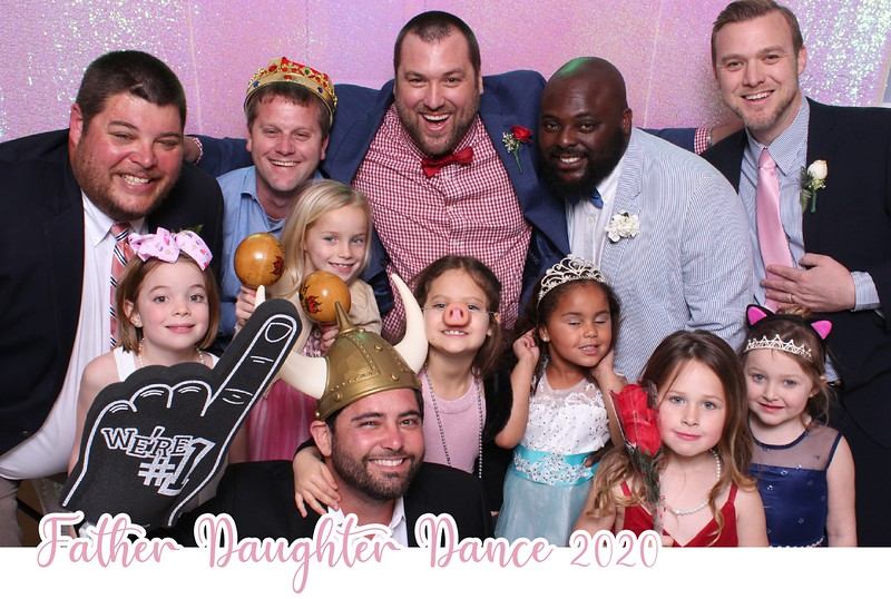 Father Daughter Dance 2020 (Newport)