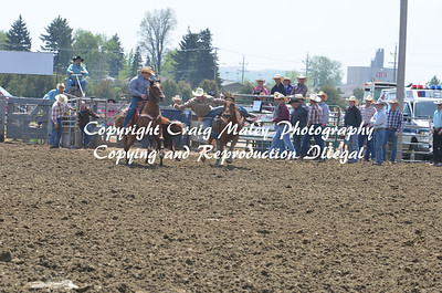 Steer Wrestling 05-26-14