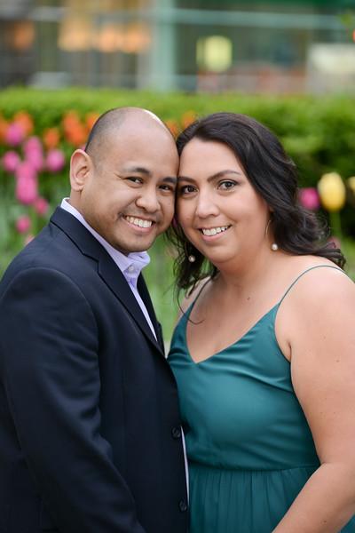 Monica & Edgar Engagement