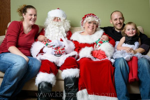 2012 (Newborn and Family)