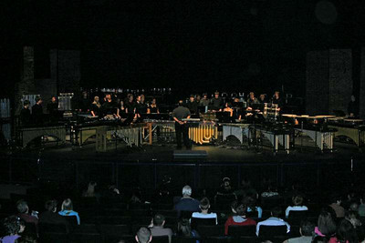 Percussion Cluster Show - Mar 2009