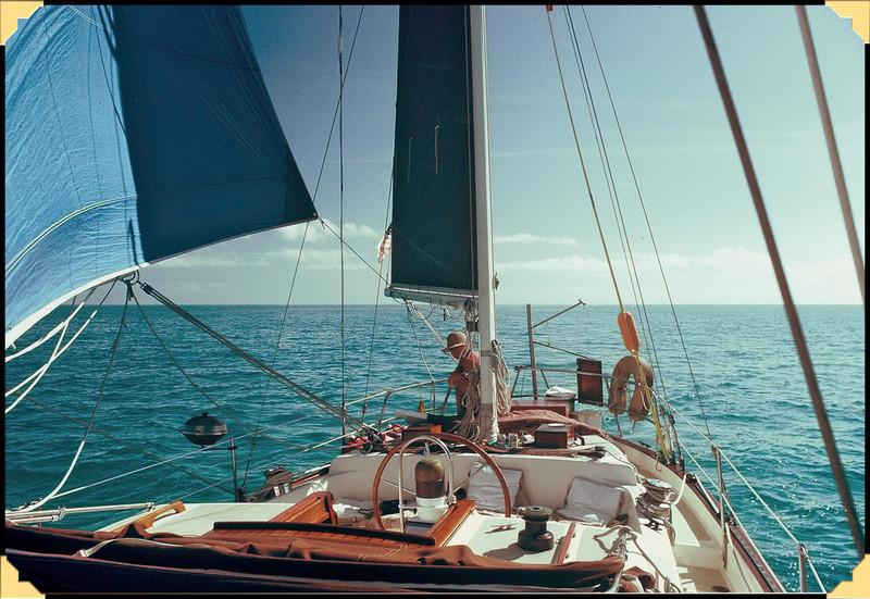 1982.01 Lucky Goose, Bahamas