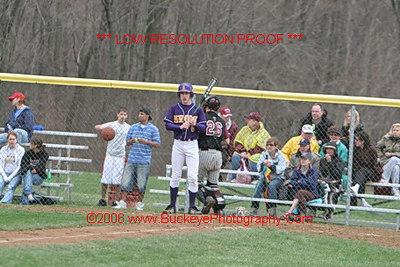 20060412_Rocky River vs Avon Boys Varsity Baseball
