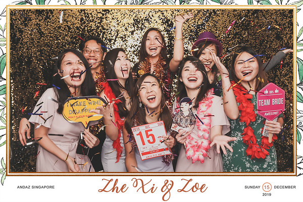 Wedding of Zhe Xi & Zoe