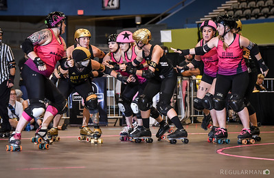 2015-09-05 Arch Rival v Bay Area Derby