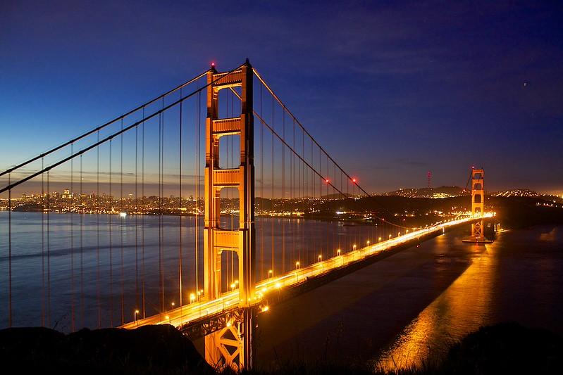 San Francisco March 2015