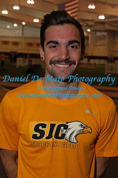 2014 St. Joseph's Indoor Track Team Photos
