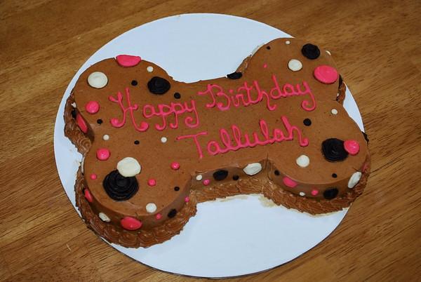 Tallulah's 1st Birthday