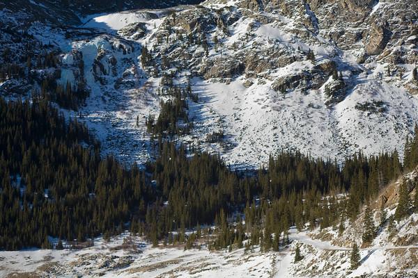 Ice Climbing - Lincoln Falls, CO