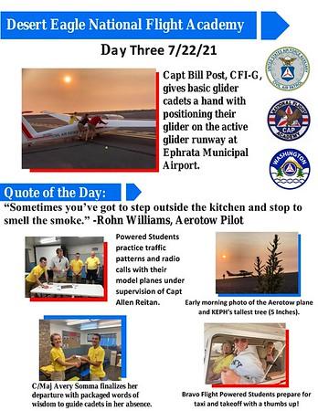 Desert Eagle Flight Academy Day 3