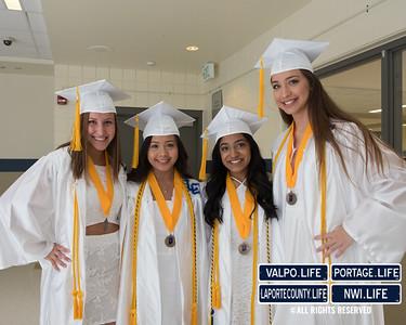 Lake Central High School Graduation 2018