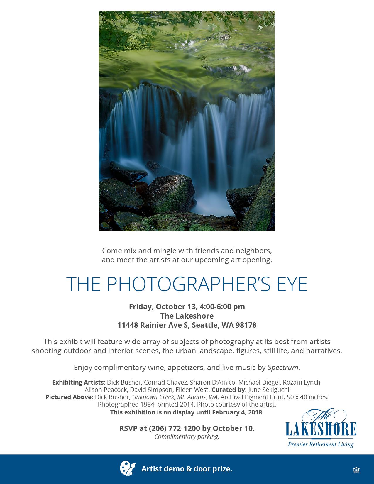 Global Explorations show flyer
