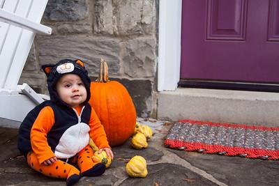 Quinn Halloween 2013
