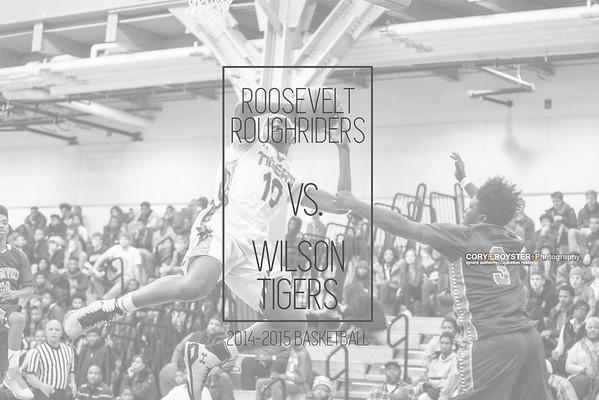 Roosevelt vs Wilson