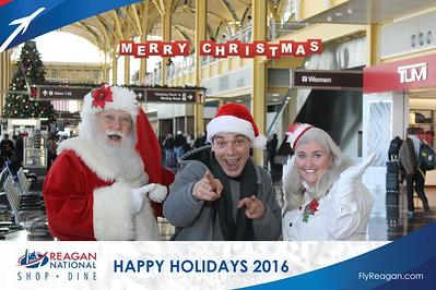 Reagan Shopping & Dining: Happy Holidays 2016 - Day 1