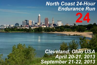 Fall 2013 North Coast 24 Hour Endurance Run