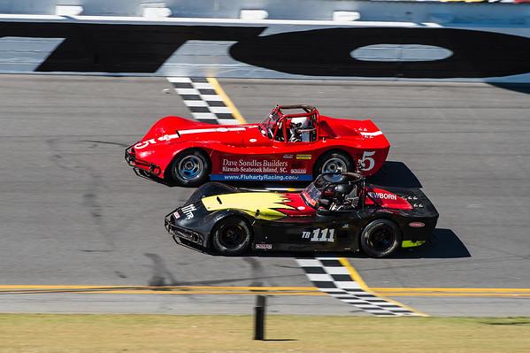 Fluharty Racing Daytona 2014