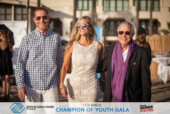11th Annual Champion of Youth Gala.  Boys and Girls Club of Venice