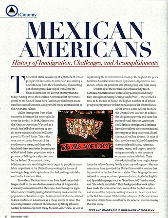 Mexican Americans - History of Immigration, Challenges, and Accomplishments