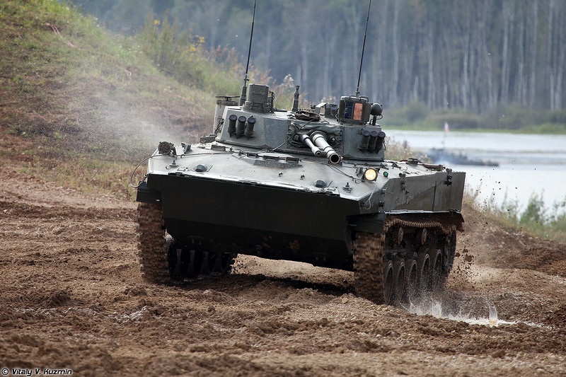 БМД-4М (BMD-4M infantry fighting vehicle)