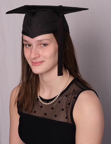Macie Williams, Senior