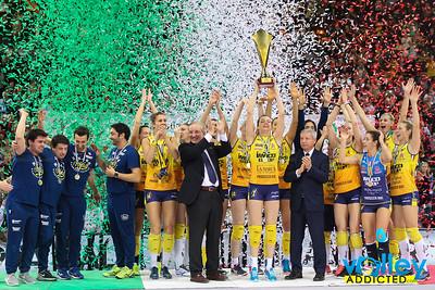 FINALE: Imoco Volley Conegliano - Liu Jo Nordmeccanica Modena