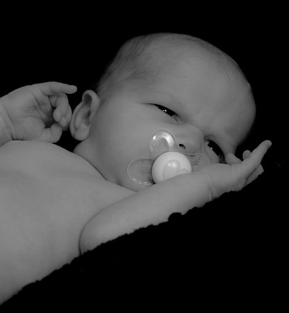 Isaac - newborn