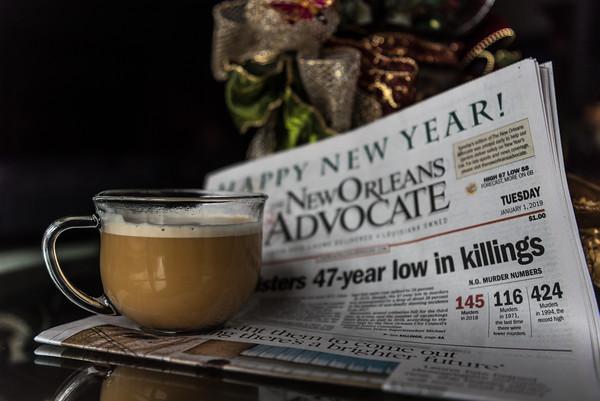 Happy New Years Coffee   Jan 2019