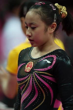 Gymnastics final women