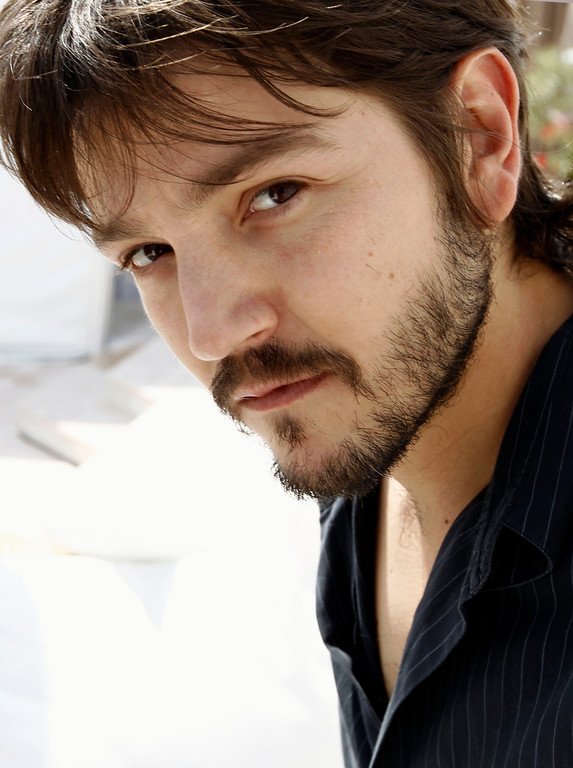 . Director Diego Luna poses for a portrait during the 63rd international film festival, in Cannes, southern France, Thursday, May 13, 2010. (AP Photo/Matt Sayles)