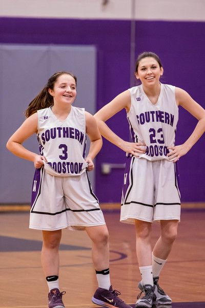 2018-19 SACS Girls Basketball