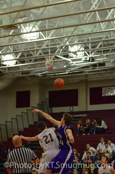 MWJV vs Montgomery Boys Basketball
