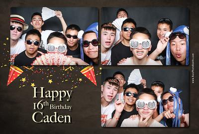 2019 Caden 16th Bday