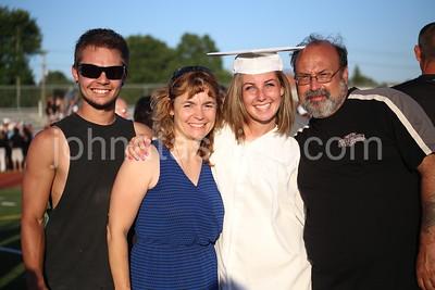 Southington High School Graduate Ceremony - June 28, 2014