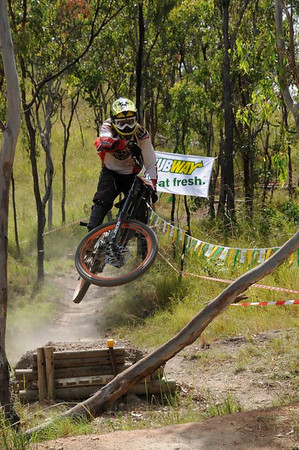 Mt Stuart NQ Games Downhill MTB Racing