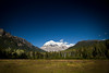 Mount Robson, Mount Robson Provincial Park, British Columbia, Canada.