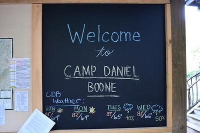 2019 Camp Daniel Boone Summer Camp