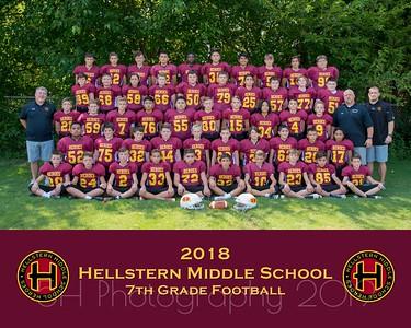 Hellstern 7th Grade Football