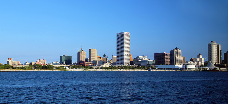 The Milwaukee Waterfront.
