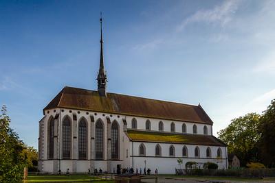 Königsfelden (AG)/Klosterkirche