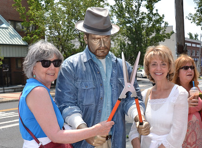 J. Seward Johnson Exhibit Tour