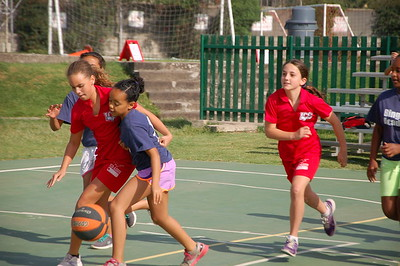 U12 Girls Basketball