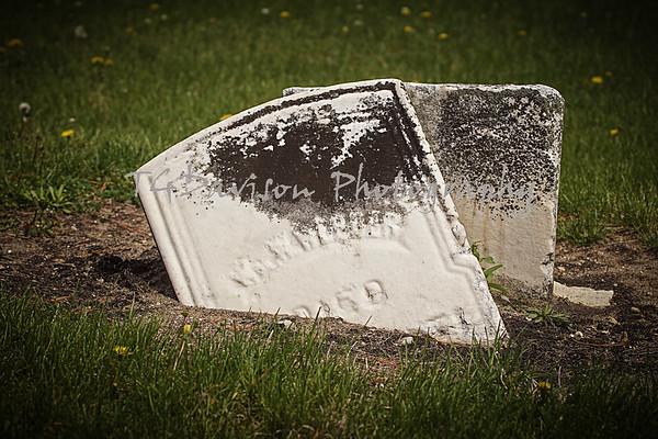 Evergreen Cemetery, Morris, IL, 2020