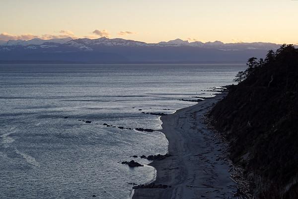 Savary Island, March 25-28, 2016