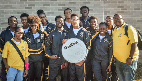 Drumline Spotlight