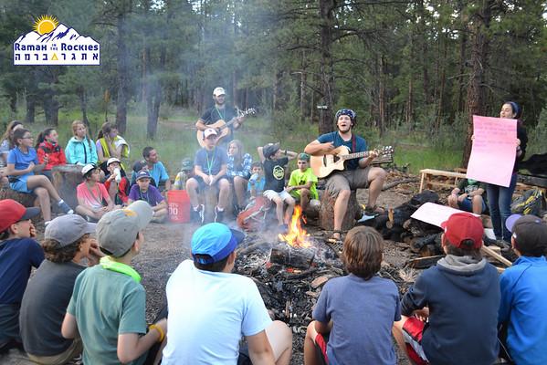 Ilanot/Metaylim Campfire