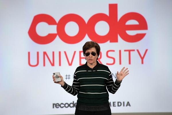 Code U: Patty McCord